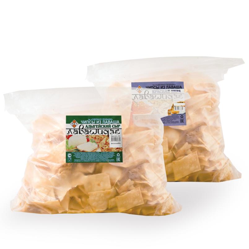 Чипсы из лаваша «Лавашидзе» (1 кг)