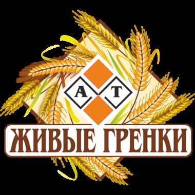 Живые гренки из ржаного хлеба